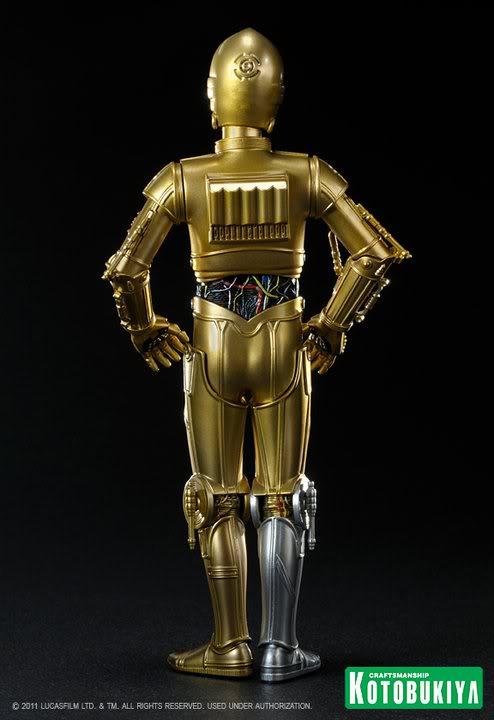 Kotobukiya - C-3PO & R2-D2 Two Pack - ARTFX+  26416910