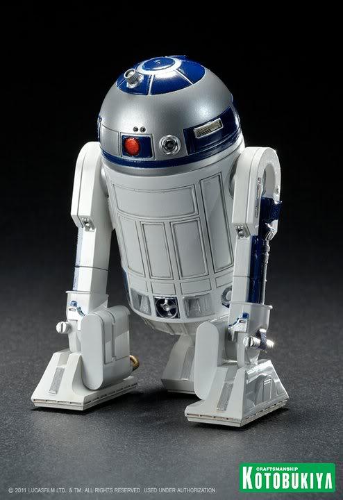 Kotobukiya - C-3PO & R2-D2 Two Pack - ARTFX+  26487910