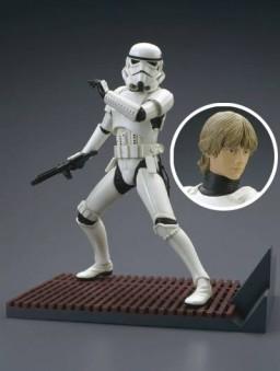 Kotobukiya - Stormtrooper Luke ARTFX Statue 2654310
