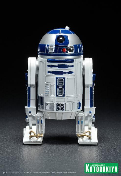 Kotobukiya - C-3PO & R2-D2 Two Pack - ARTFX+  26869410