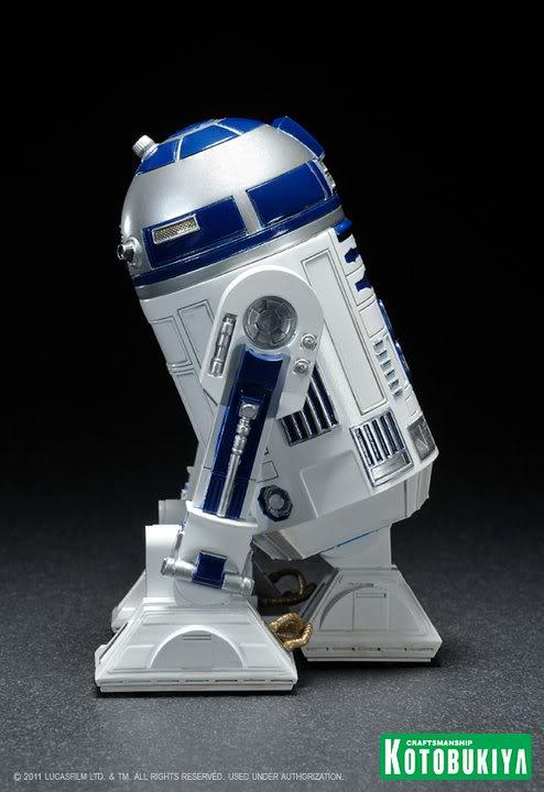Kotobukiya - C-3PO & R2-D2 Two Pack - ARTFX+  26905910