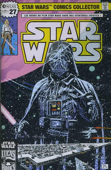 EDITION ATLAS - STAR WARS COMICS COLLECTOR #21 - #40 2710