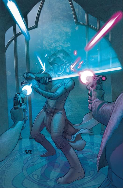 Star Wars - Jedi : The Dark Side / Star Wars: L'Ordre Jedi 1 2714