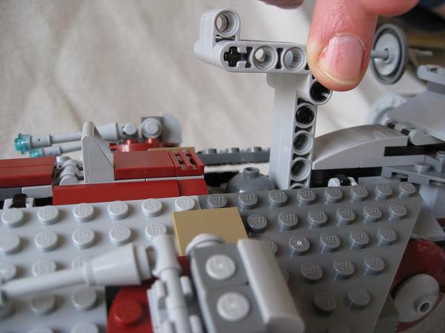 LEGO STAR WARS - 7964 - Frégate de la république 2718