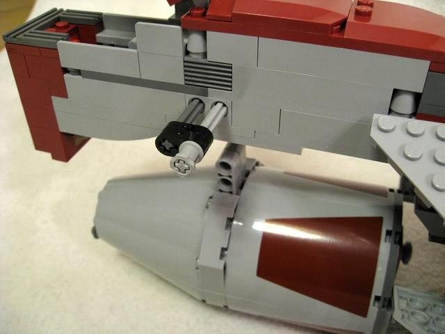 LEGO STAR WARS - 7964 - Frégate de la république 2818