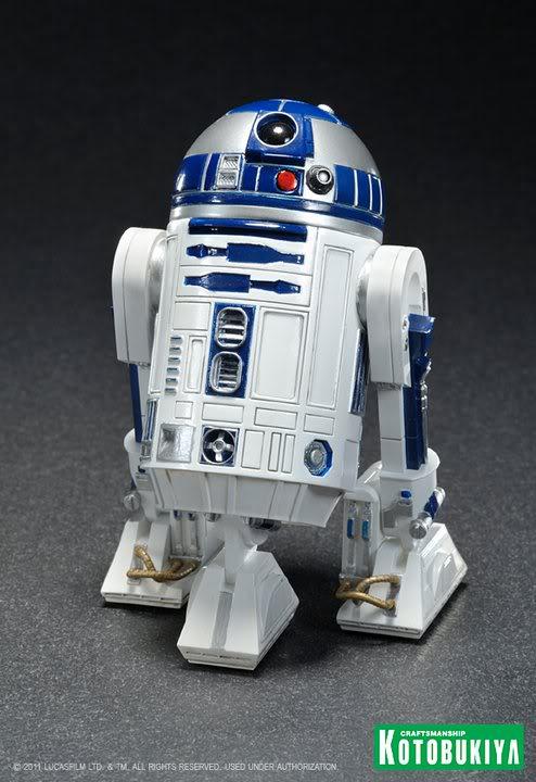 Kotobukiya - C-3PO & R2-D2 Two Pack - ARTFX+  28347910