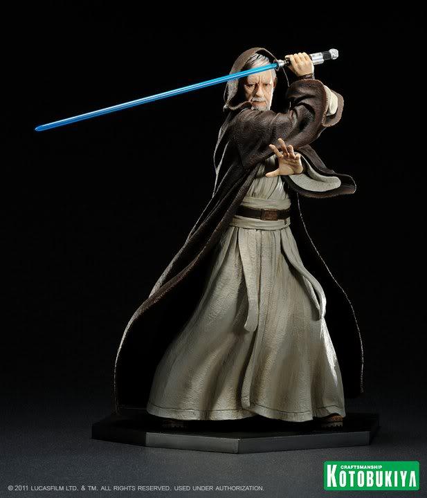 Kotobukiya - Ben Kenobi - ARTFX 28348510