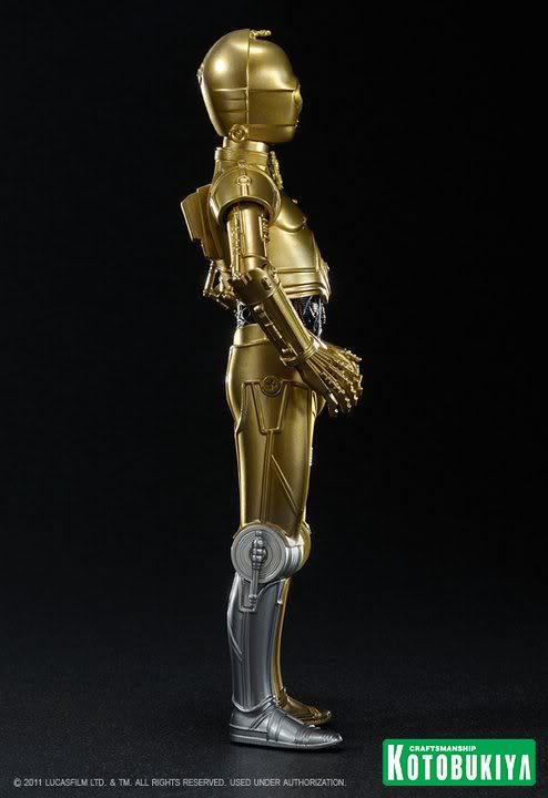 Kotobukiya - C-3PO & R2-D2 Two Pack - ARTFX+  28395910