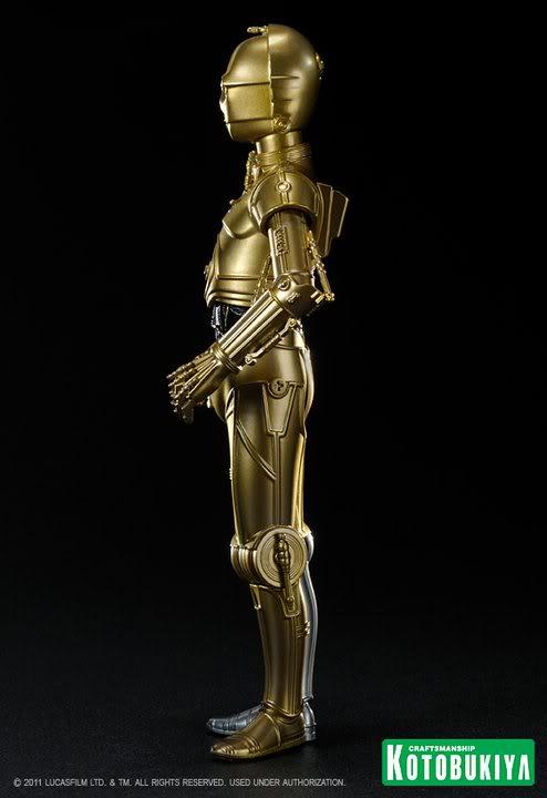 Kotobukiya - C-3PO & R2-D2 Two Pack - ARTFX+  28459910