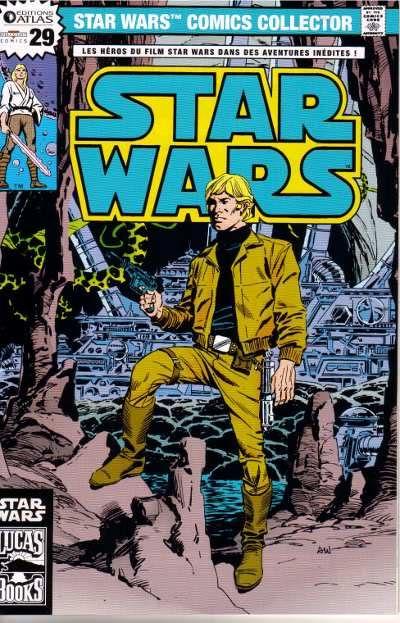 EDITION ATLAS - STAR WARS COMICS COLLECTOR #21 - #40 2910