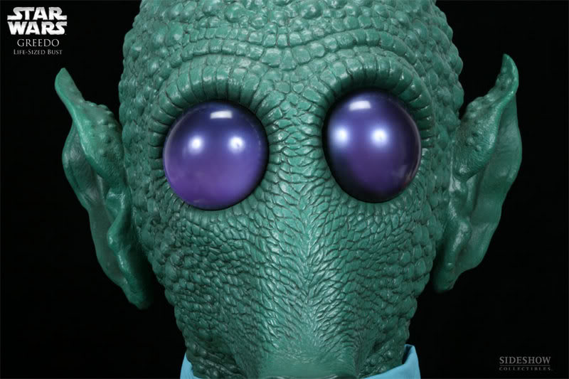 Sideshow Collectibles - Greedo 1/1 Buste 2911_p12