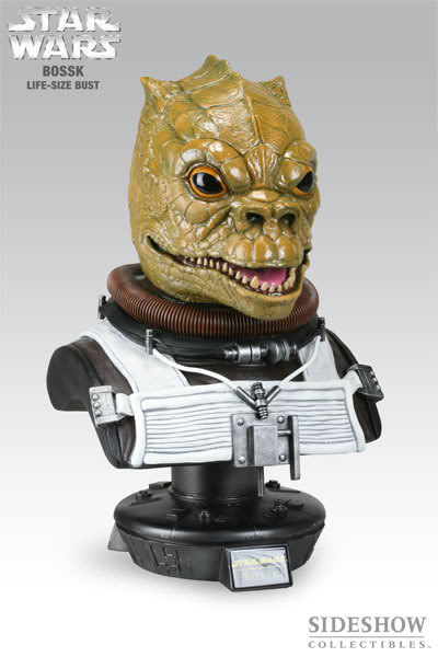Sideshow Collectibles - Bossk Life Size  Bust 2916_p10