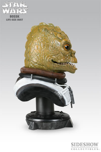 Sideshow Collectibles - Bossk Life Size  Bust 2916_p11
