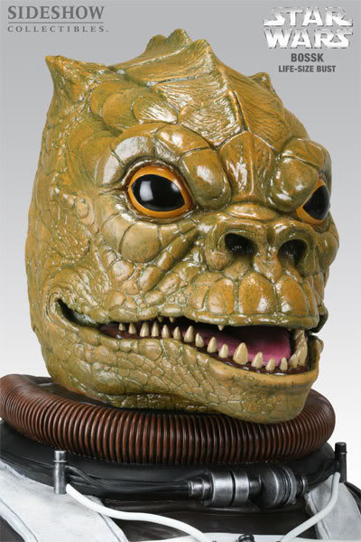 Sideshow Collectibles - Bossk Life Size  Bust 2916_p12