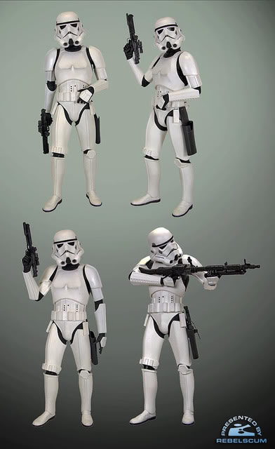 Gentle Giant - Stormtrooper Statue - Page 2 3-510