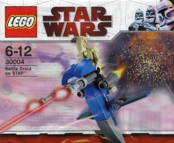 LEGO STAR WARS - 30004 - Battle Droid on STAP 30004-10