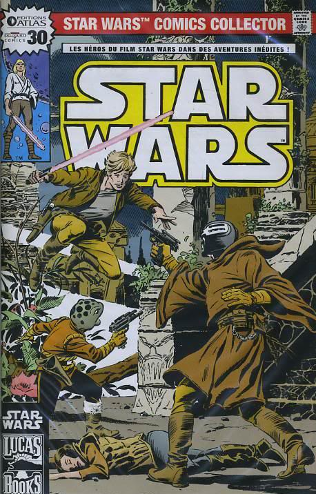 EDITION ATLAS - STAR WARS COMICS COLLECTOR #21 - #40 3011