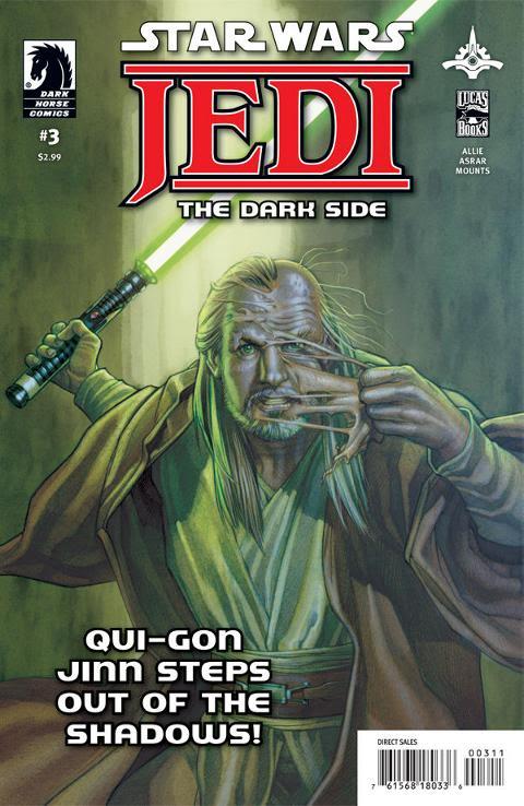 Star Wars - Jedi : The Dark Side / Star Wars: L'Ordre Jedi 1 - Page 2 30110