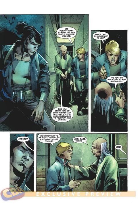 Star Wars - Jedi : The Dark Side / Star Wars: L'Ordre Jedi 1 - Page 2 30210