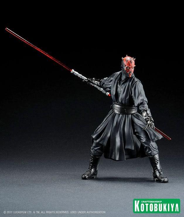 Kotobukiya -  Darth Maul The Phantom Menace ARTFX+ Statue 30394510