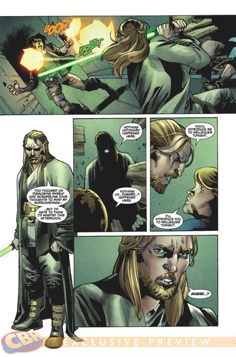 Star Wars - Jedi : The Dark Side / Star Wars: L'Ordre Jedi 1 - Page 2 30410