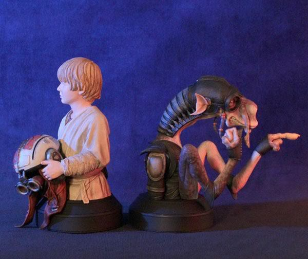Gentle Giant - Sebulba and Anakin 2-pack Mini Busts  - Page 2 31074310