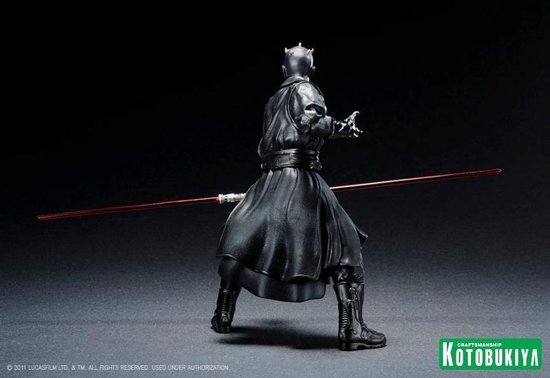 Kotobukiya -  Darth Maul The Phantom Menace ARTFX+ Statue 31102310