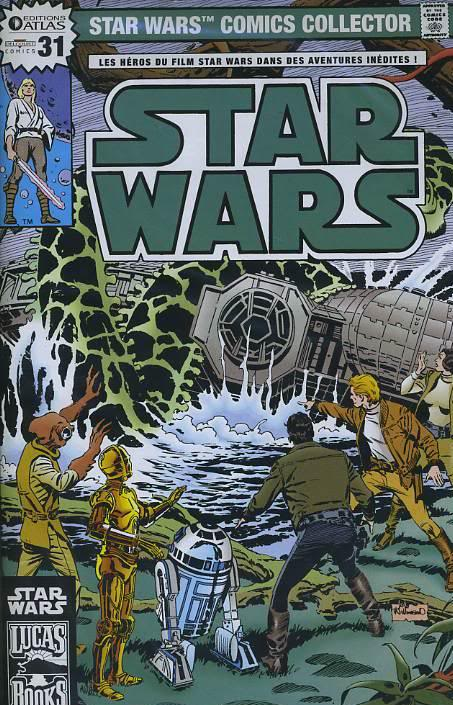 EDITION ATLAS - STAR WARS COMICS COLLECTOR #21 - #40 3111