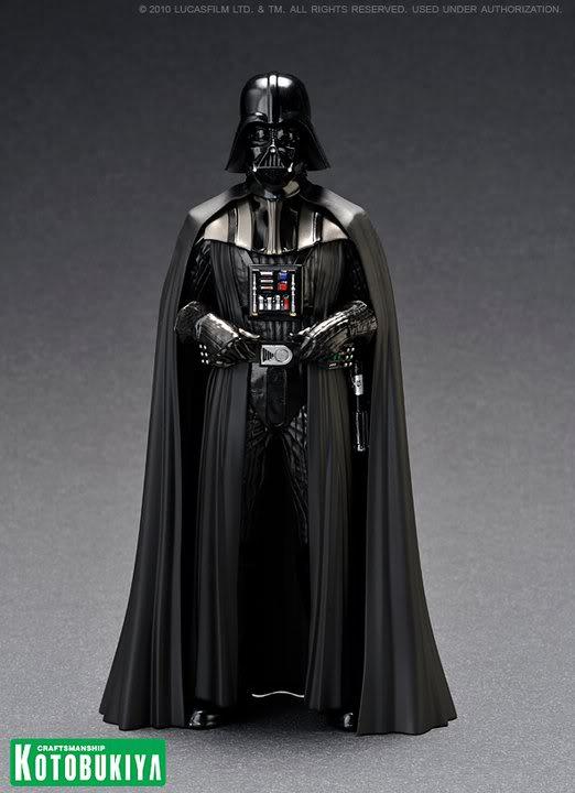 Kotobukiya - Darth Vader - Empire Strikes Back - ARTFX+ 312