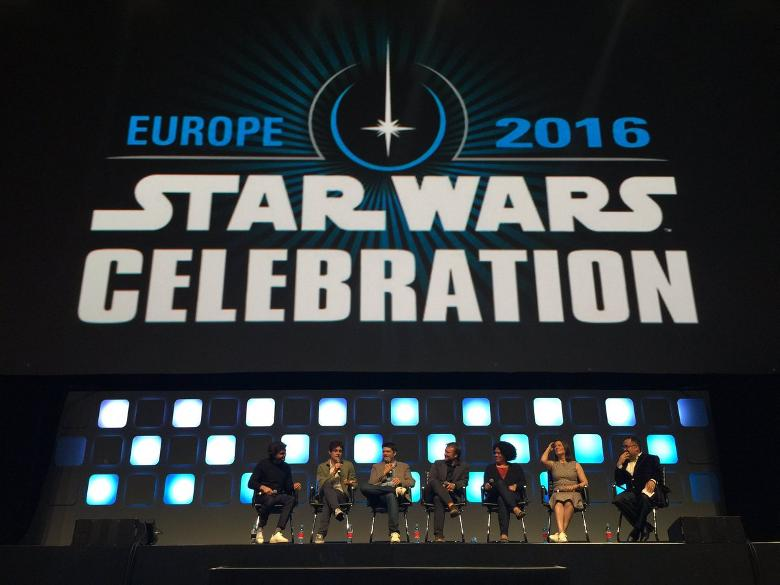 Star Wars Celebration Londres 15-17 Juillet 2016 3121