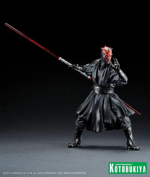 Kotobukiya -  Darth Maul The Phantom Menace ARTFX+ Statue 31868810