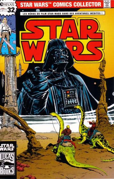 EDITION ATLAS - STAR WARS COMICS COLLECTOR #21 - #40 3211