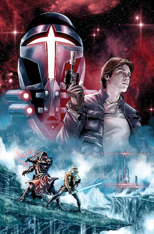 MARVEL - STAR WARS: THE SCREAMING CITADEL 3213