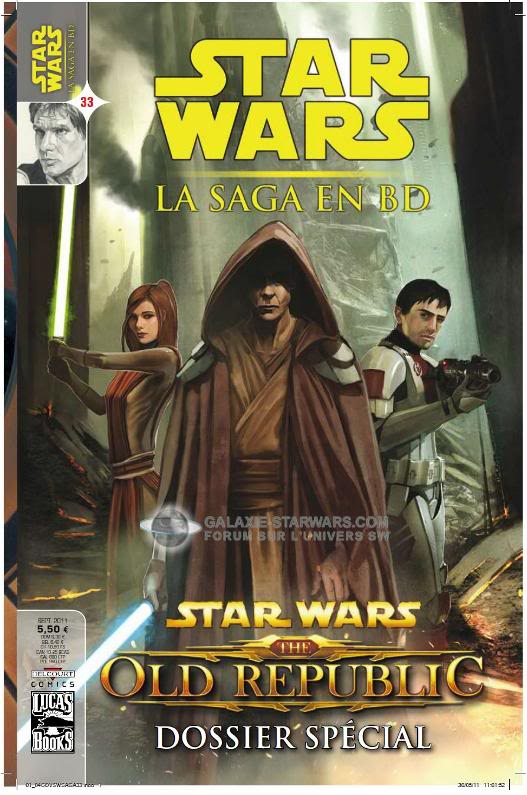 STAR WARS- LA SAGA EN BD #33 - SEPTEMBRE 2011   3310