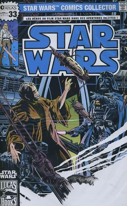 EDITION ATLAS - STAR WARS COMICS COLLECTOR #21 - #40 3311