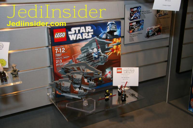 LEGO STAR WARS - 7957 - Sith Nightspeeder  3317