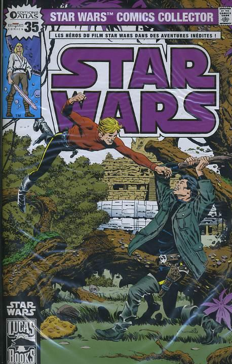 EDITION ATLAS - STAR WARS COMICS COLLECTOR #21 - #40 3510