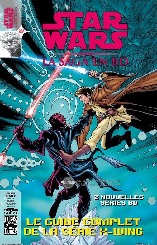 STAR WARS- LA SAGA EN BD #35 - JANVIER 2012   35a10