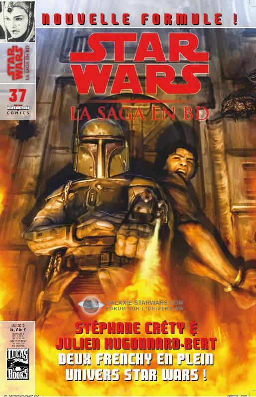 STAR WARS - LA SAGA EN BD #37 - MAI 2012 3710