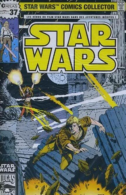 EDITION ATLAS - STAR WARS COMICS COLLECTOR #21 - #40 3711