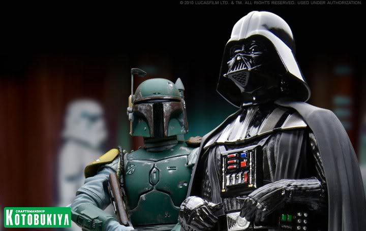 Kotobukiya - Darth Vader - Empire Strikes Back - ARTFX+ 371610