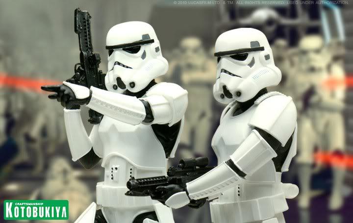 Kotobukiya Stormtrooper ArtFX + 3716910