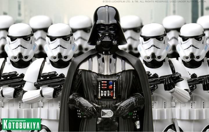 Kotobukiya - Darth Vader - Empire Strikes Back - ARTFX+ 371710