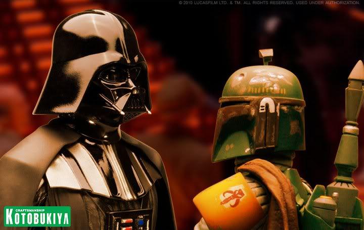 Kotobukiya - Darth Vader - Empire Strikes Back - ARTFX+ 371810