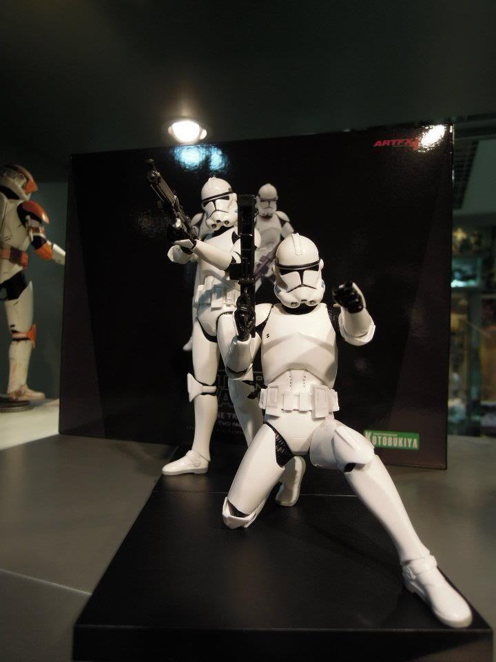Kotobukiya - Clone Trooper 2 Pack  - Artfx+ 37854910