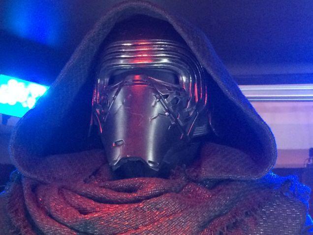 7 - Costumes & Maquettes Star Wars Le Réveil de la Force 3814
