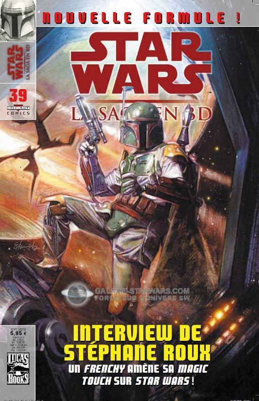 STAR WARS - LA SAGA EN BD #39 - SEPTEMBRE 2012 3910
