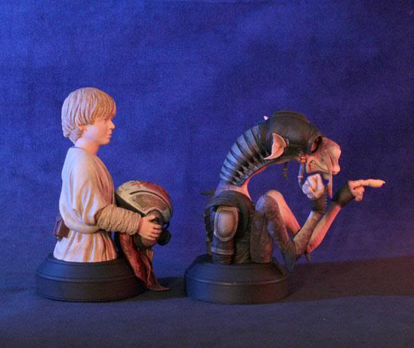 Gentle Giant - Sebulba and Anakin 2-pack Mini Busts  - Page 2 39103910