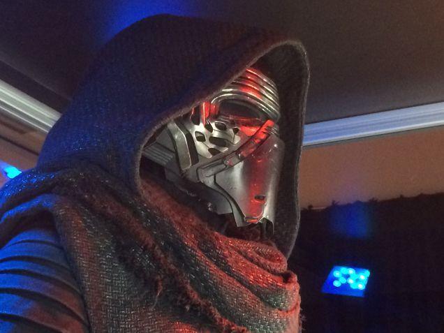 7 - Costumes & Maquettes Star Wars Le Réveil de la Force 3914