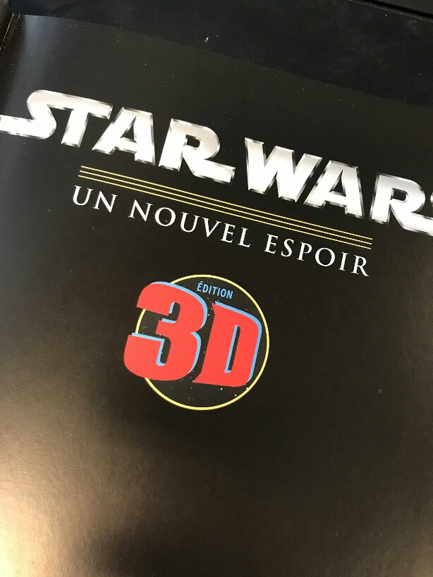 STAR WARS – Un Nouvel Espoir ÉDITION SPÉCIALE 3D 3db10